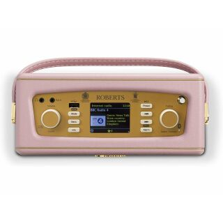 Roberts Revival iStream 3 (Dusky Pink)